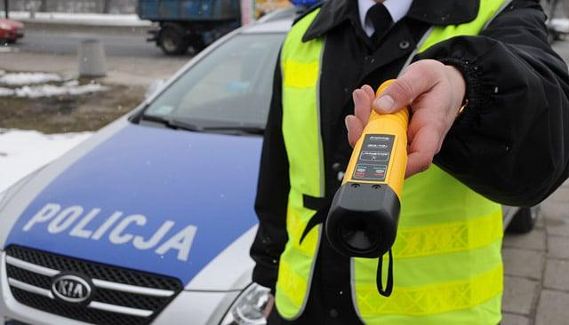 "POLICJANCI PODSUMOWALI DZIALANIA "" ALKOHOL i NARKOTYKI"""