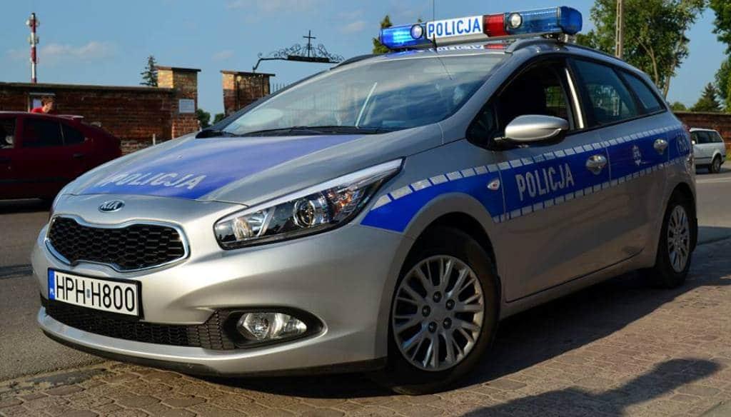 Kronika Policyjna Przasnysz - 8.02.2016