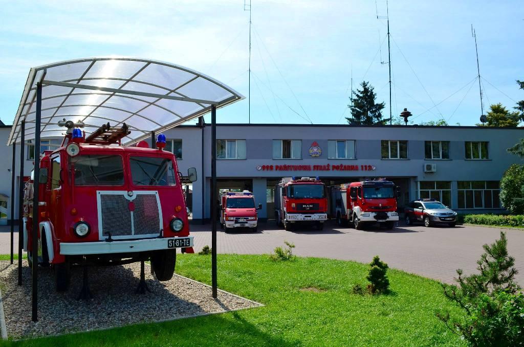 Interwencje Straży Pożarnej Przasnysz od 27 stycznia do 02 lutego 2016 r.