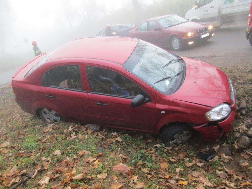 42. 22.10.2013 r. wypadek - Bartniki - IMG_0531