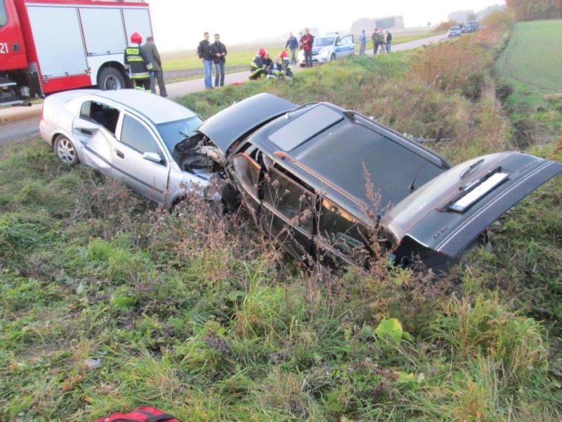 Helenów - wypadek 2013-10-14 IMG_0512