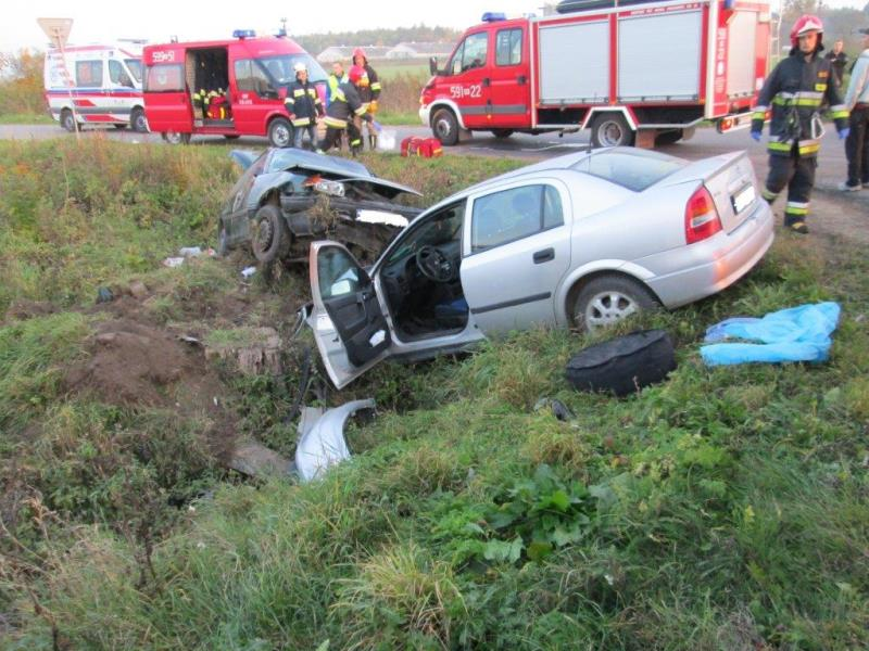 Helenów - wypadek 2013-10-14 IMG_0513