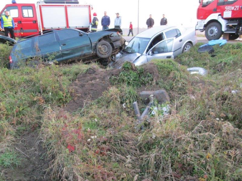 Helenów - wypadek 2013-10-14 IMG_0516