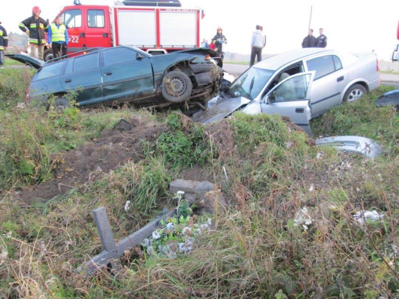 Helenów - wypadek 2013-10-14 IMG_0517