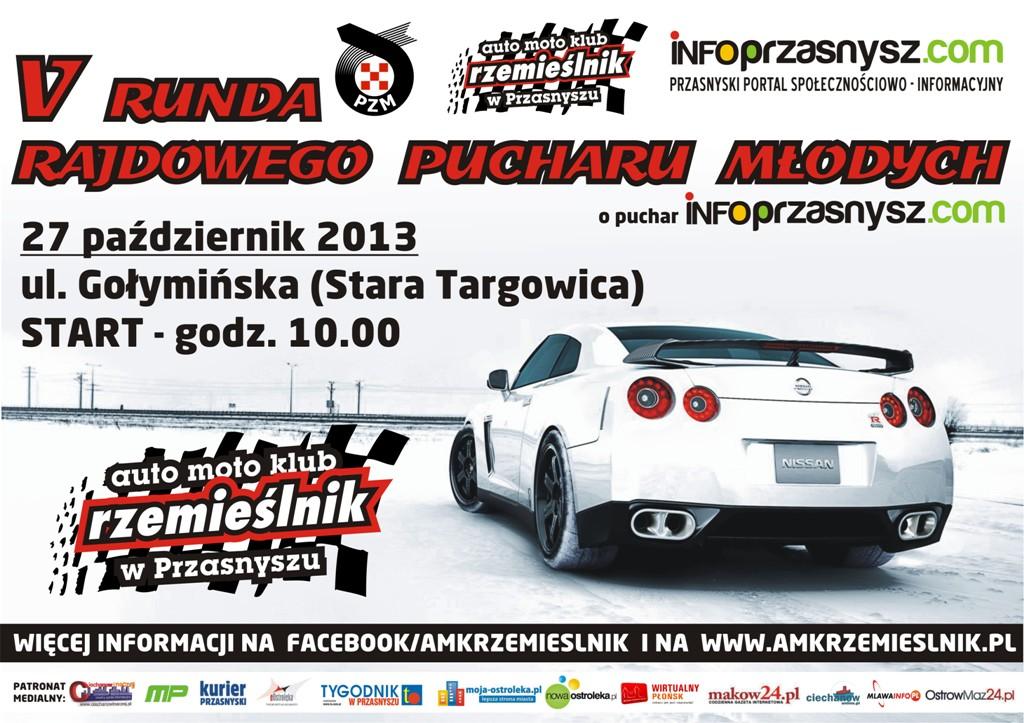 rally  V 2013