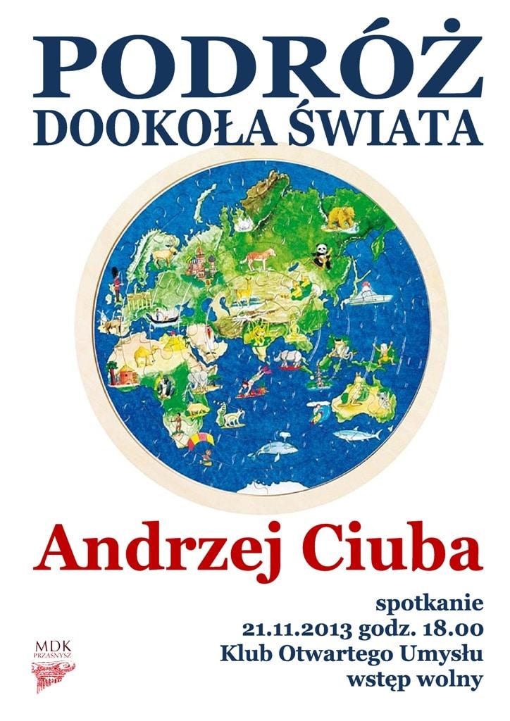 plakat CIUBA