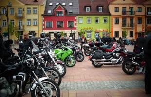 III Otwarcie Sezonu Motocyklowego Przasnysz 2014 - wideo z przejazdu