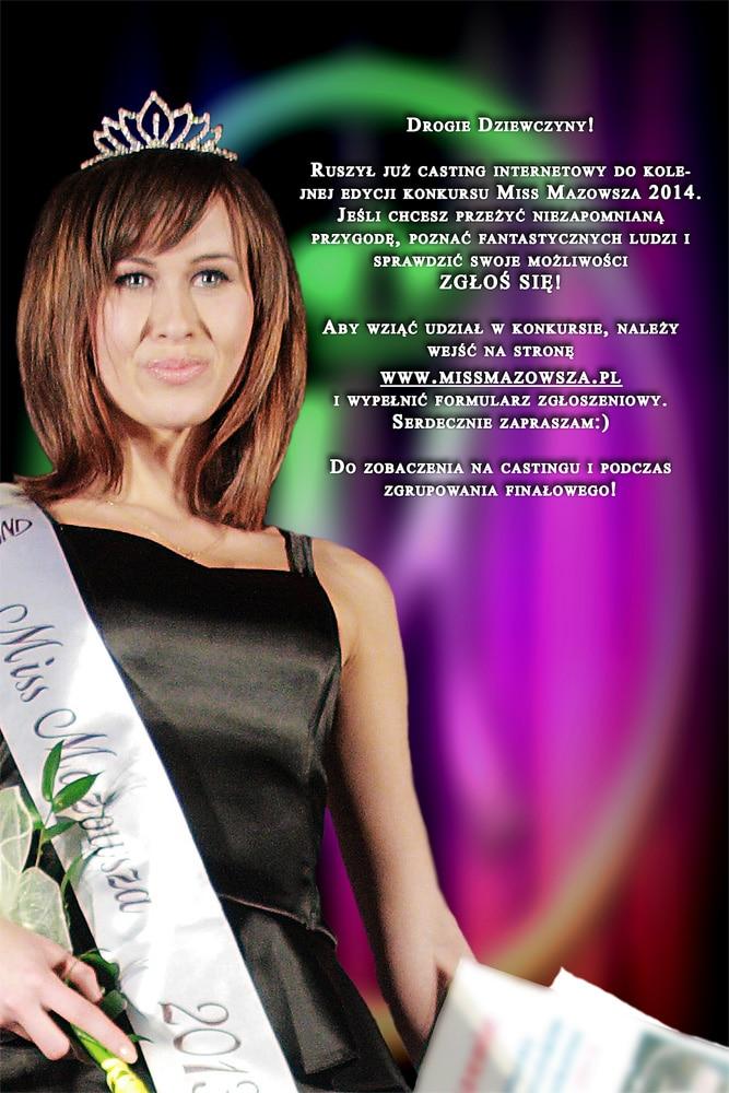 Miss Maz 2014_zapr Casting
