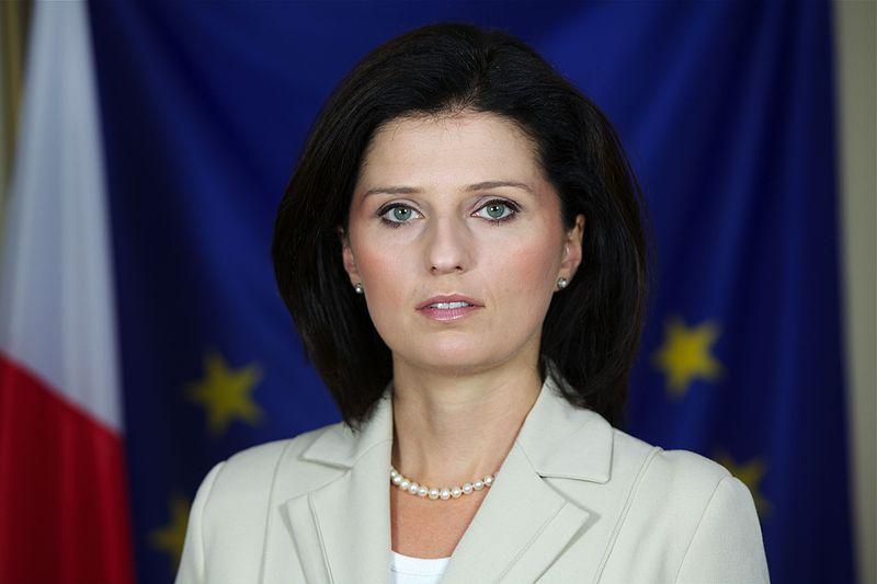 Wiceminister Gospodarki Ilona Antoniszyn-Klik