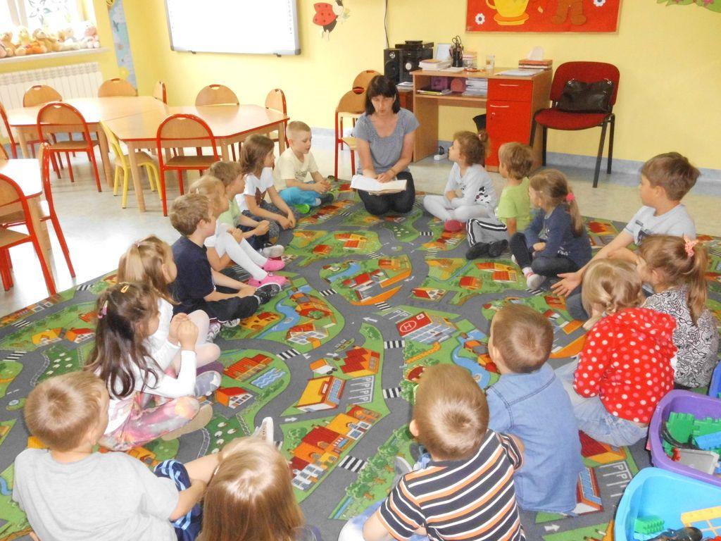 Ogólnopolski Tydzień Czytania Dzieciom W Przedszkolu The
