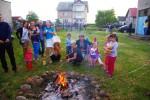 Tradycyjne święcenie pól w Bartnikach