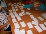 Zabawa z językiem angielskim w Miejskiej Bibliotece Publicznej w Przasnyszu