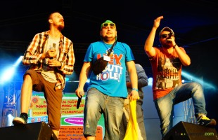 Przasnyskie Dożynki 2014: Koncert W innym stanie