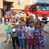 Trening ewakuacjny w Miejskim Przedszkolu Nr 1 w Przasnyszu