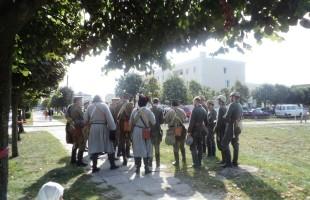 14 PSS Przasnysz: Chorzele - walki graniczne Wielkiej Wojny