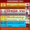Kino za rogiem - repertuar - Październik 2014