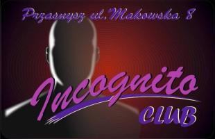 Już w ten piątek zapraszamy na otwarcie Klubu Incognito