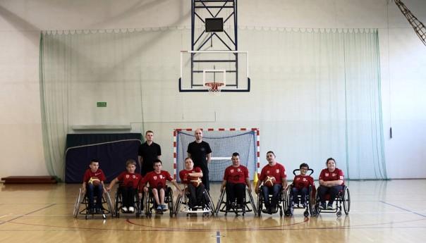 Zaproszenie na mecz towarzyski drużyny Black Dragons z AKS OSW Olsztyn