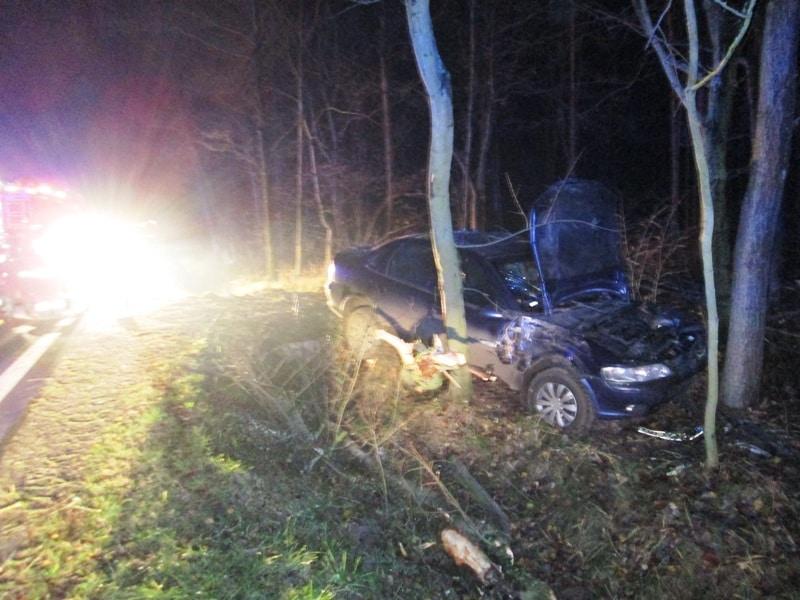 12.11.2014 r. - wypadek Chorzele IMG_1135
