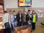 Gmina Przasnysz znów zbierała żywność dla potrzebujących!