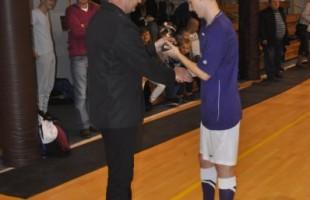Halowy Turniej Piłki Nożnej o Puchar Burmistrza Przasnysza - wyniki