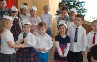 Święto Babci i Dziadka w Miejskim Przedszkolu Nr 1 w Przasnyszu