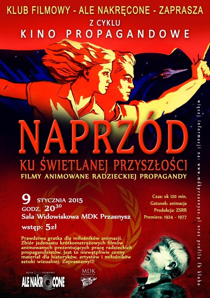 propaganda CCCP plakat