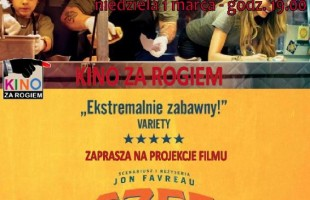"""Kino za rogiem zaprasza - """"Szef"""""""