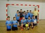 SP 1: Turniej Halowej Piłki Nożnej o Mistrzostwo Powiatu