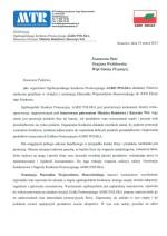 Gmina Przasnysz z nominacją w konkursie AGRO POLSKA