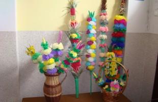 Palmy Wielkanocne z Mchowa