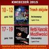 Kino Światowid - repertuar kwiecień 2015