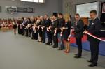 Fotorelacja z otwarcia nowej sali w przasnyskim Gimnazjum