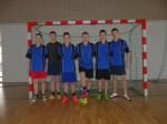 SP 1 Przasnysz: Dekanalny turniej piłki nożnej