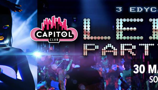 Już 30 Maja zapraszamy Was na na imprezę w stylu LED Anniversary Party.