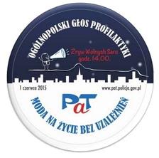 OGÓLNOPOLSKI GŁOS PROFILAKTYKI 2015...