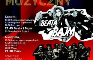 Letni Festiwal Muzyczny – Dni Przasnysza 2015