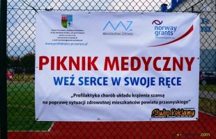 Zapraszamy na piknik medyczny w Chorzelach - 28.06.2015
