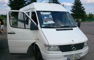 Rozkład jazdy bezpłatnych autobusów na basen w Chorzelach - lipiec 2015