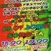 ZAPRASZAMY NA II OGÓLNOPOLSKI FESTIWAL REGGAE 25.07.2015