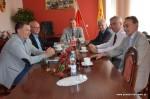 Czterostronna Umowa Partnerska na przebudowę dróg