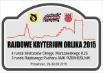 Rajdowe Kryterium Orlika 2015