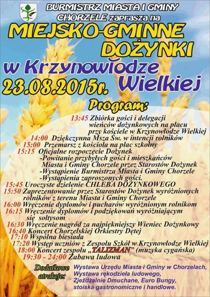 Plakat_dozynki_gminne
