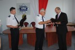 KPP Przasnysz:  Podziękowanie za wieloletnią służbę