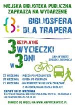 Weekend z biblioteką 25 – 27 września 2015