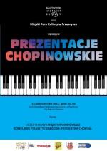 Zapraszamy na Prezentacje Chopinowskie w Przasnyszu