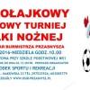 Zaproszenie na Halowy Turniej Piłki Nożnej