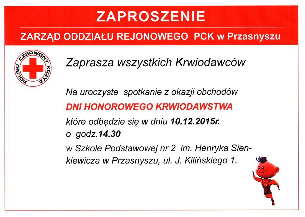 info o dniach HDK