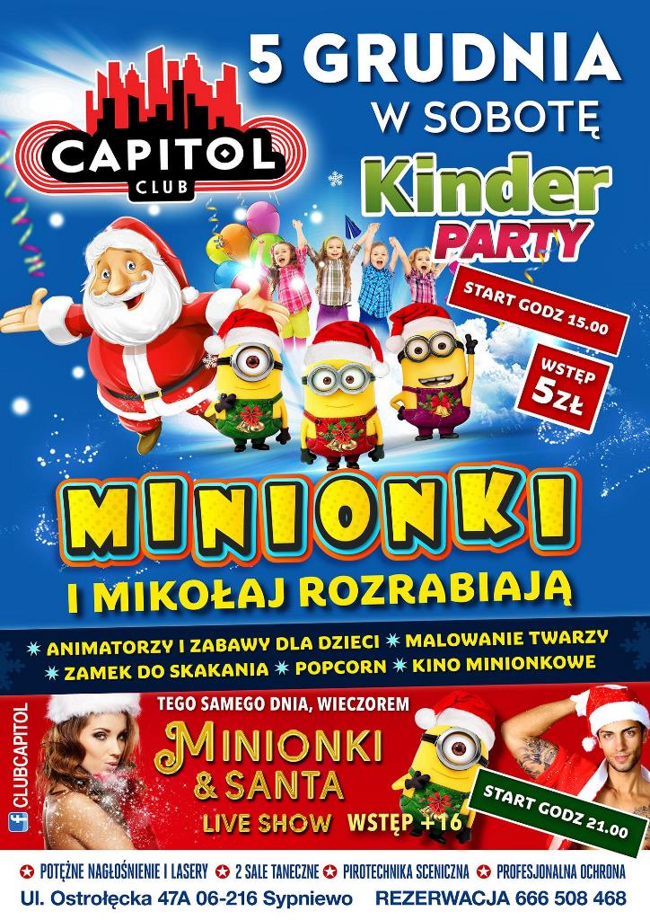 plakat minion web