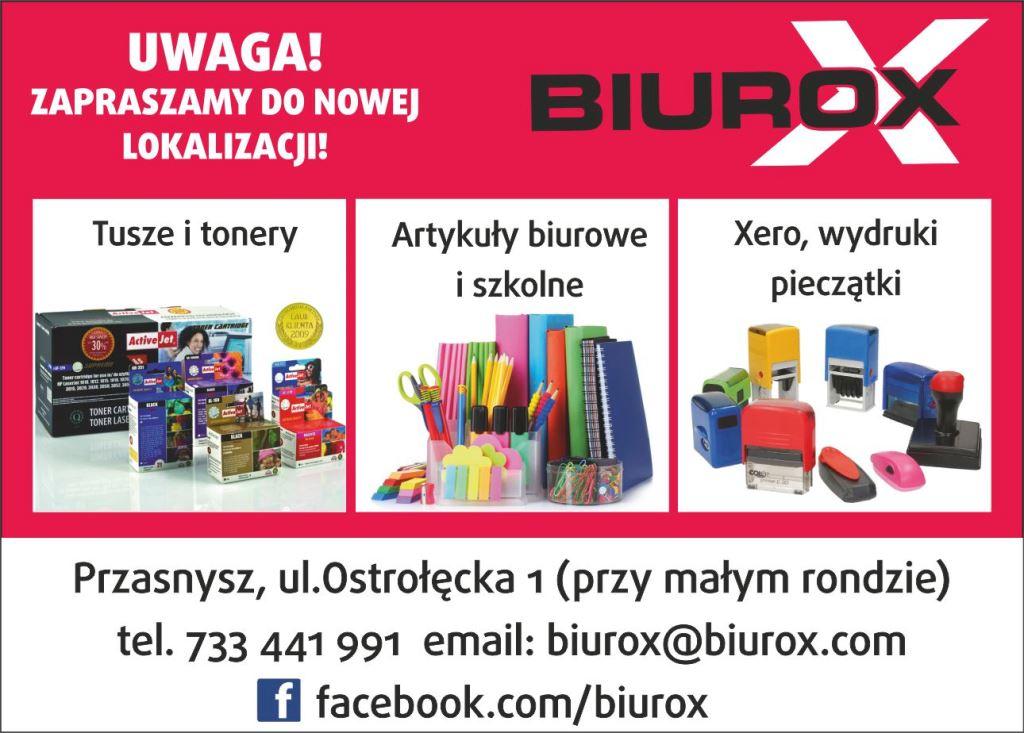 Biurox Przasnysz